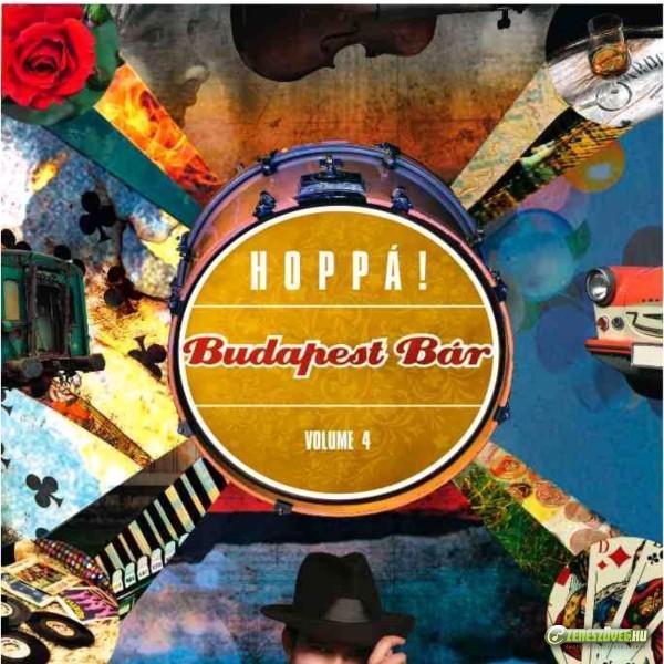 Budapest Bár Volume 4. Hoppá!