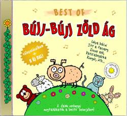 Gyermekdalok Best of Bújj-bújj zöld ág