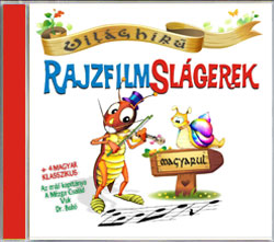 Gyermekdalok Világhírű rajzfilmslágerek magyarul