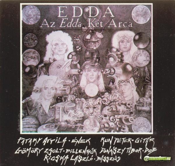 Edda Művek Az Edda két arca (CD)