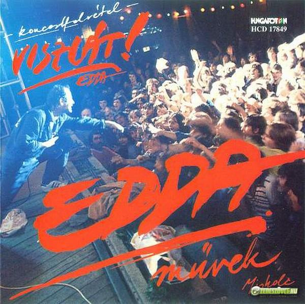 Edda Művek Viszlát Edda! (CD)