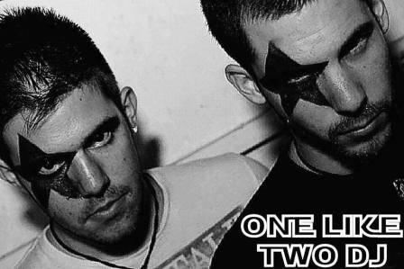 One like, Two DJ