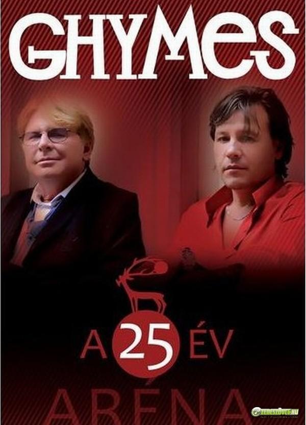 Ghymes A 25 év - Aréna (DVD)