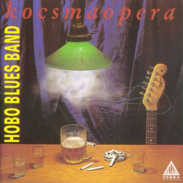 Hobo Blues Band Kocsmaopera