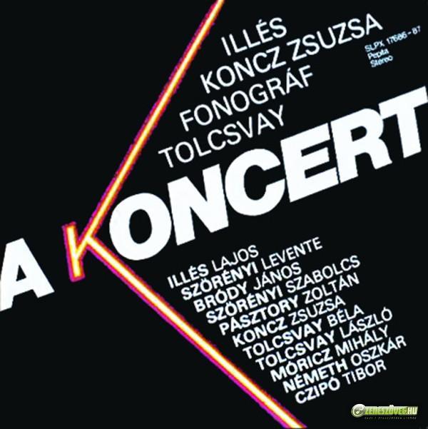 Illés együttes A Koncert (LP)