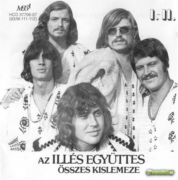 Illés együttes Az Illés együttes összes kislemeze