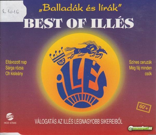 Illés együttes Best Of Illés - Balladák és lírák