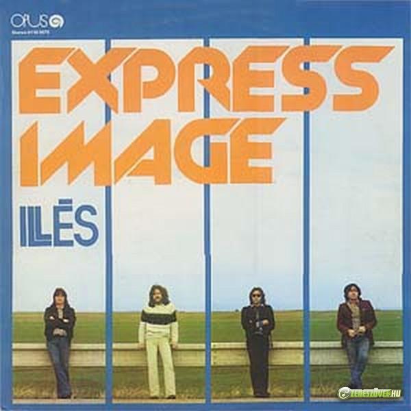 Illés együttes Express Image (LP)