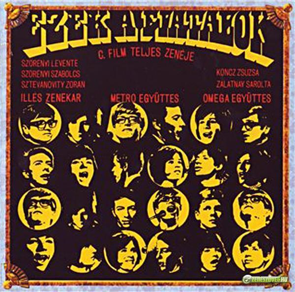 Illés együttes Ezek a fiatalok (Illés-Metró-Omega) (CD)