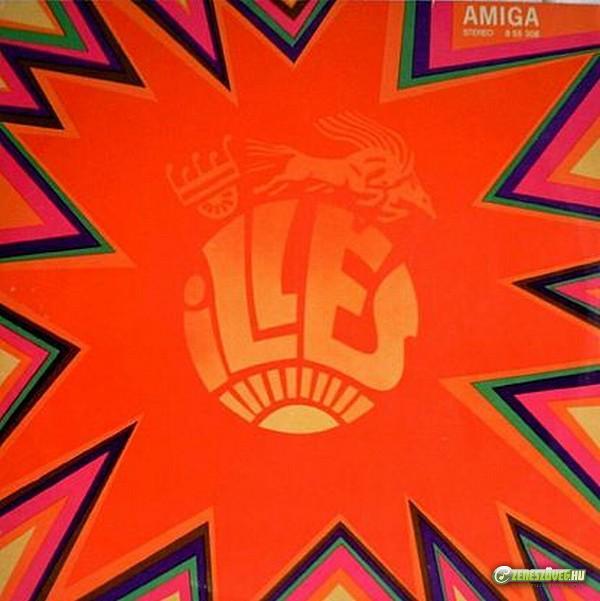 Illés együttes Gruppe ILLÉS (LP)