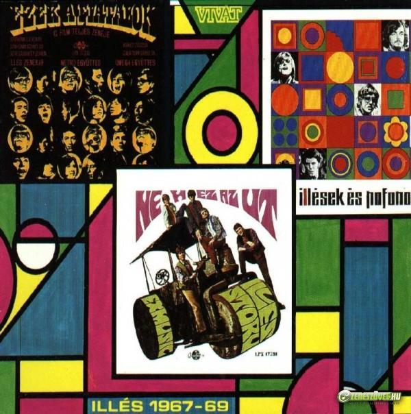Illés együttes Illés 1967-1969