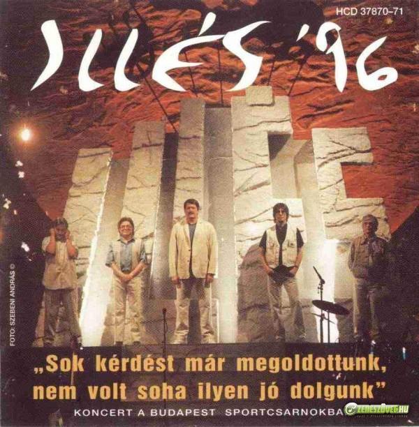 Illés együttes Illés '96