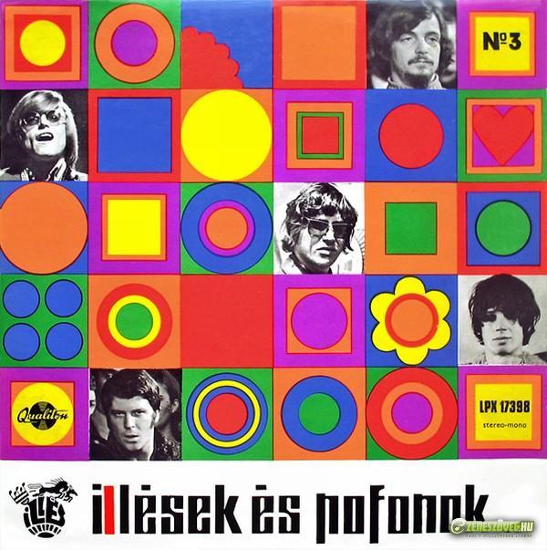 Illés együttes Illések és pofonok... (CD)