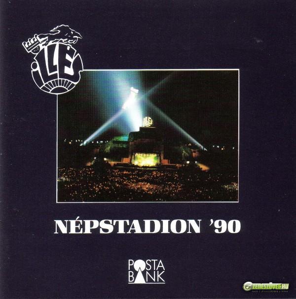 Illés együttes Népstadion '90