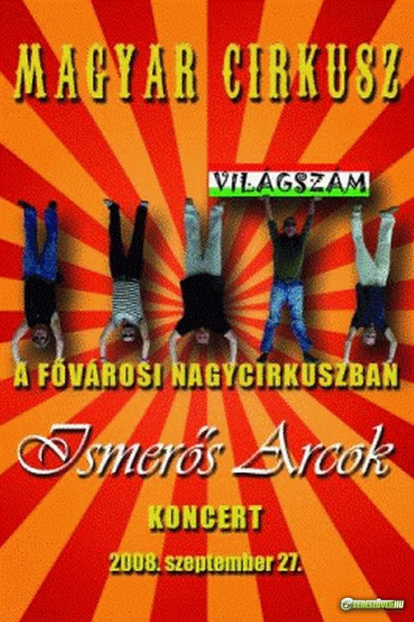 Ismerős Arcok Magyar cirkusz (DVD)