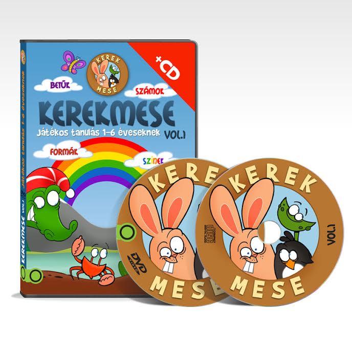 KerekMese KerekMese Vol.1.