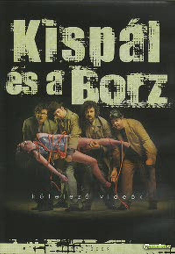 Kispál és a Borz Kötelező videók (DVD)