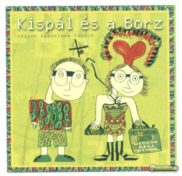 Kispál és a Borz Nagyon szerelmes lányok (EP)