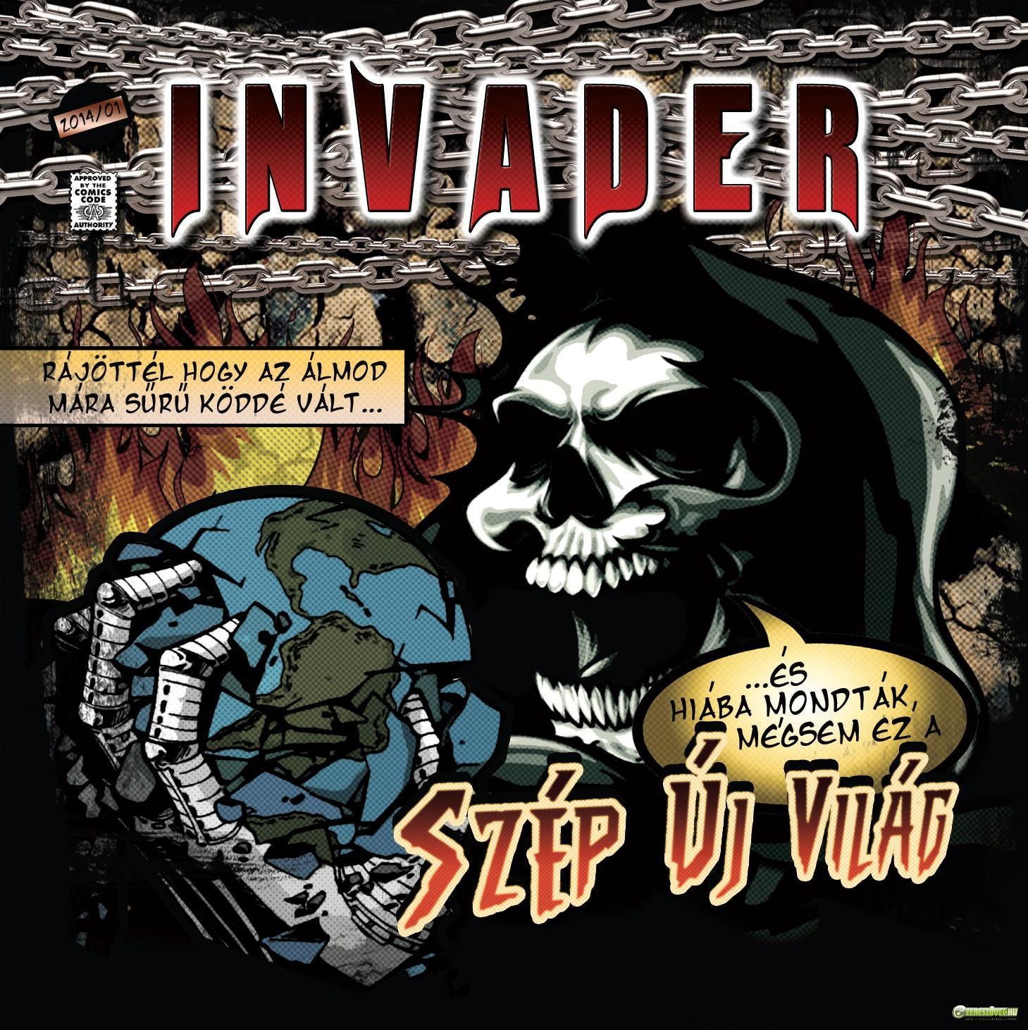 Invader Szép új világ