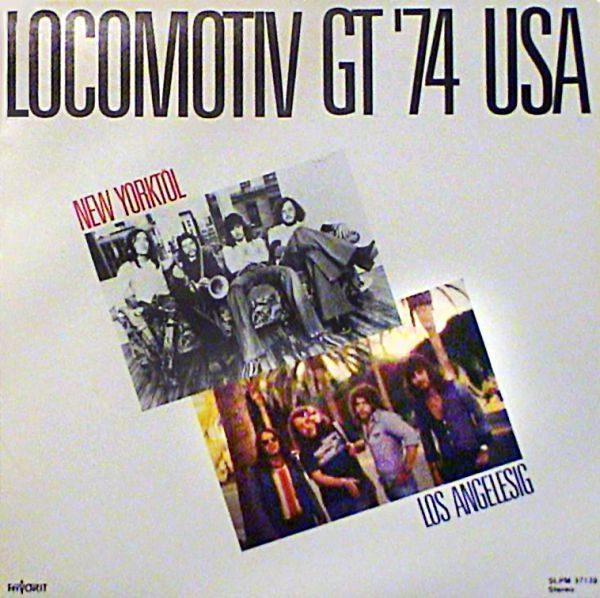 Locomotiv Gt Motor City Rock 1976