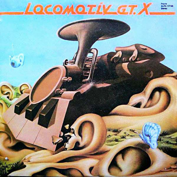 LGT Locomotiv GT X.