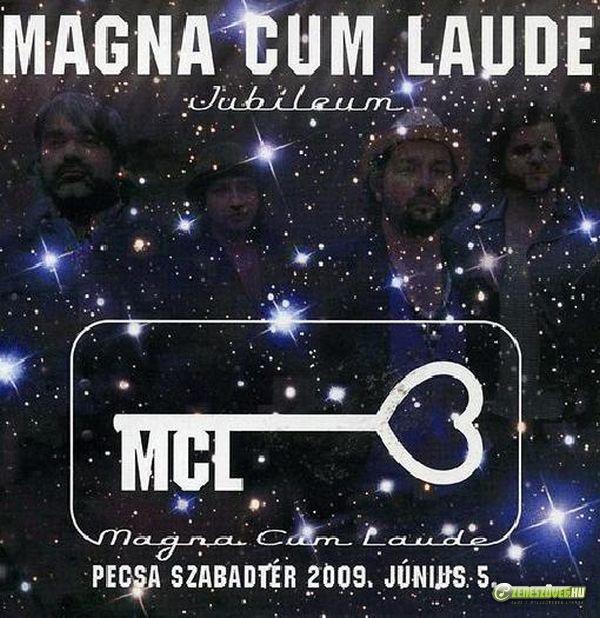 Magna Cum Laude Jubileum (Koncertalbum, 2 CD)