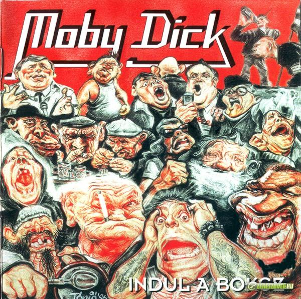 Moby Dick Indul a boksz