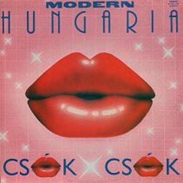 Modern Hungária Csók x csók