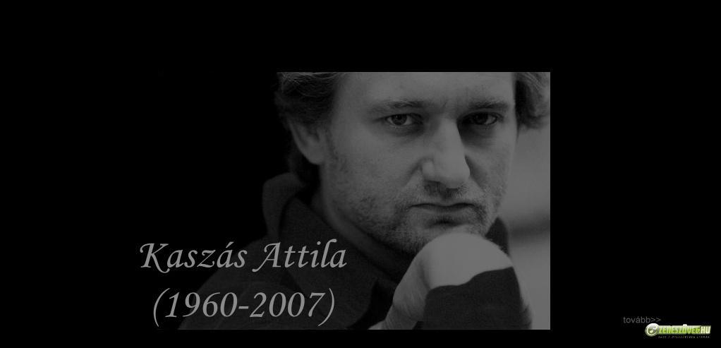 Kaszás Attila