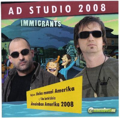 A.D. Studio Immigrants