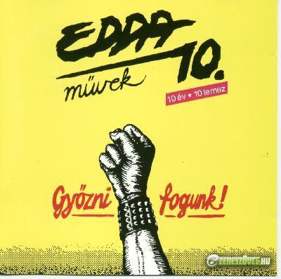 Edda Művek Győzni fogunk (CD)
