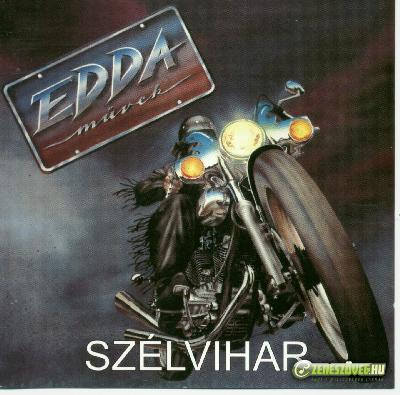 Edda Művek Szélvihar (CD)