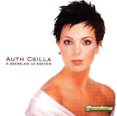 Auth Csilla A szerelem az esetem