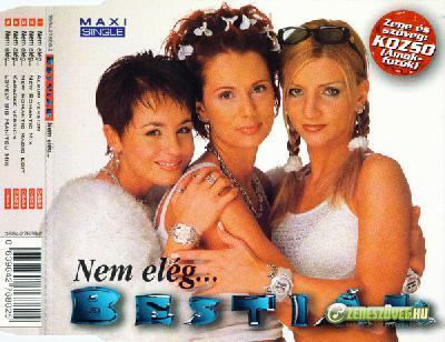 Bestiák Nem elég  (Maxi Single)