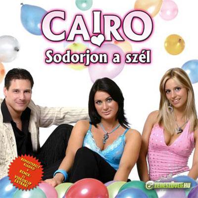 Cairo Sodorjon a szél