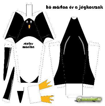 Hó Márton és a Jégkorszak Szeles Mónika EP