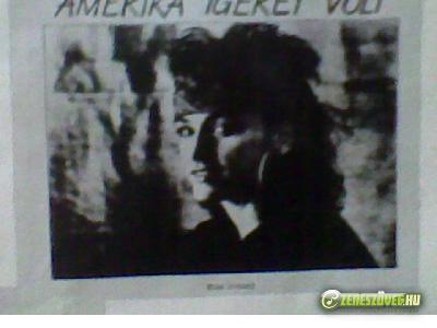 Nagy Anikó Amerika ígéret volt