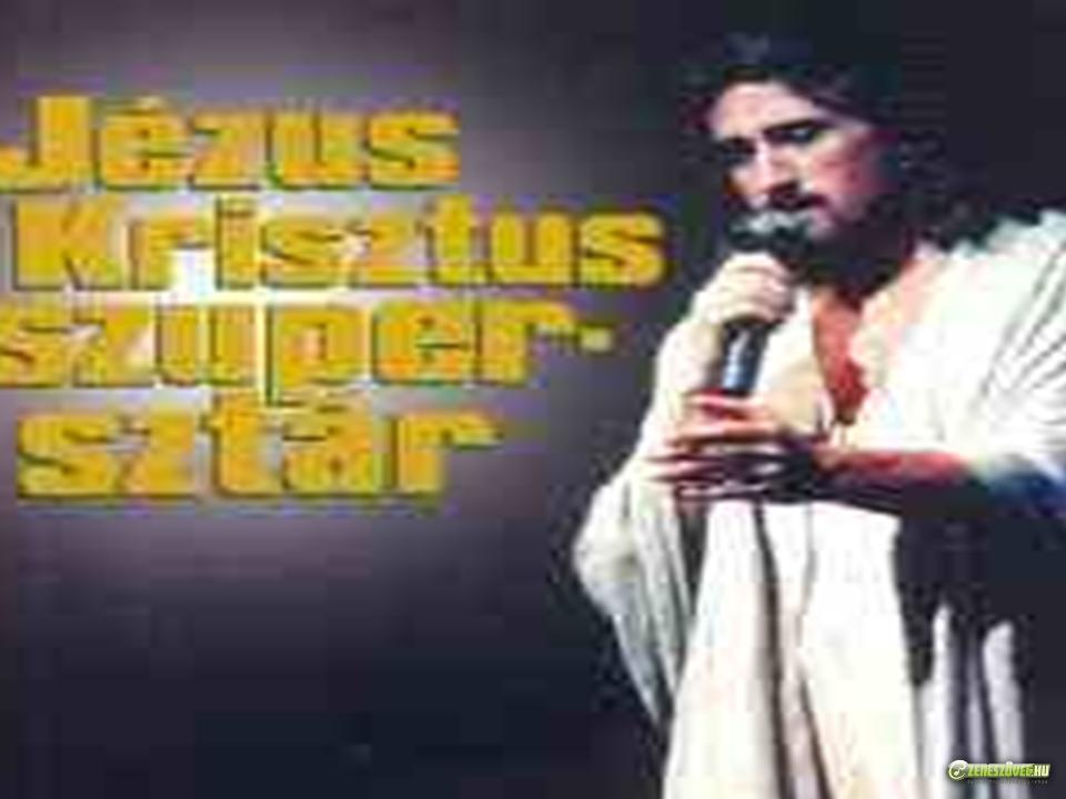 Jézus Krisztus Szuper Sztár
