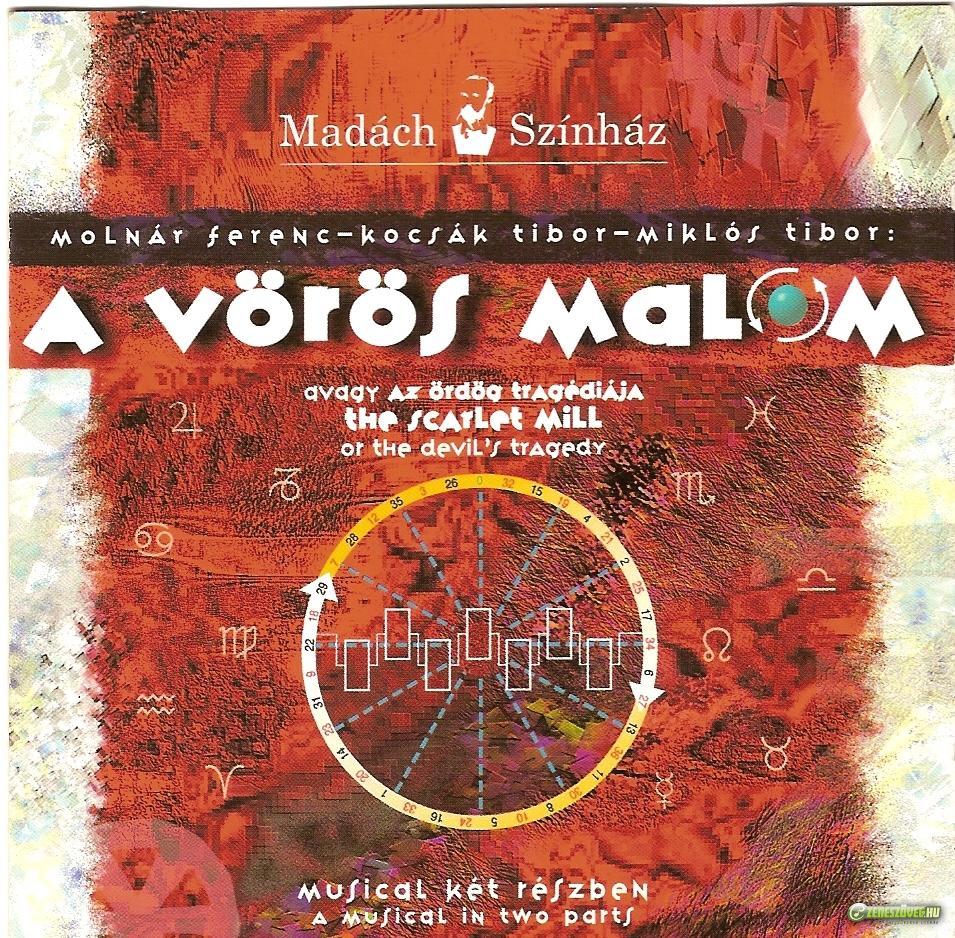 A vörös malom (musical)