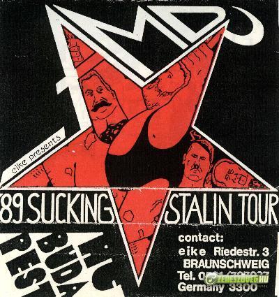 A.M.D Suking Stalin Tour