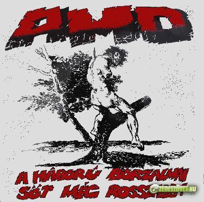 A.M.D A háború borzalmai, sőt még rosszabb!