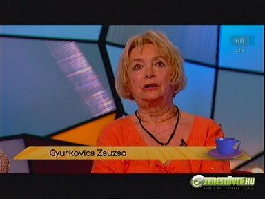 Gyurkovics Zsuzsa