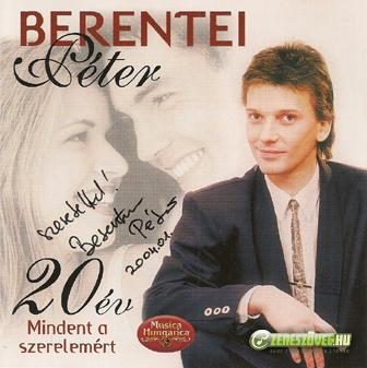 Berentei Péter Mindent a szerelemért