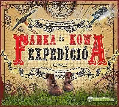 FankaDeli Fanka és Kowa - Expedíció