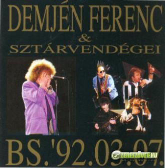 Demjén Ferenc BS.' 92.03.07.
