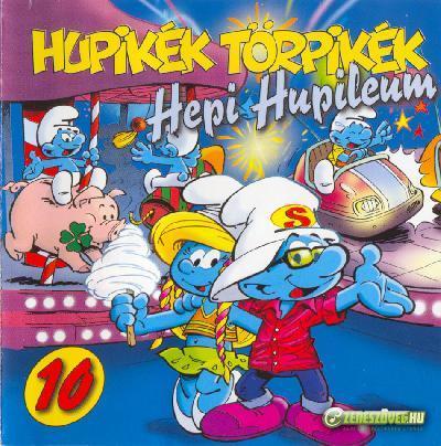 Hupikék törpikék Hepi Hupileum