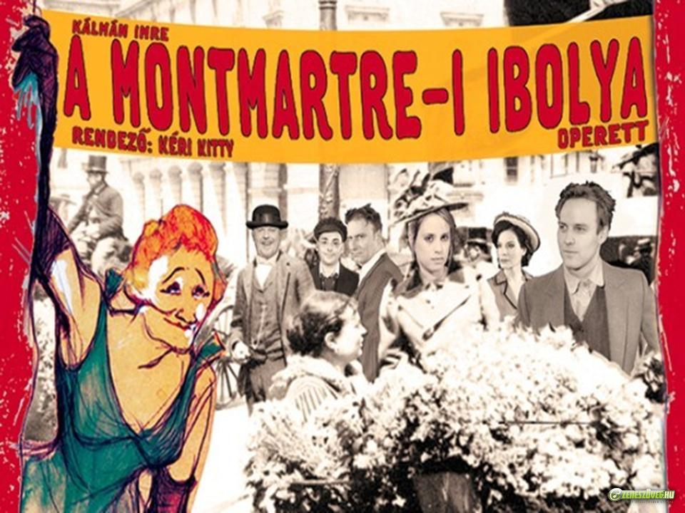 A Montmartre-i ibolya