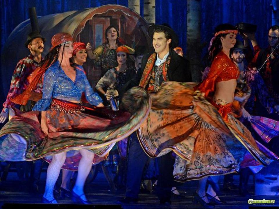 Cigányszerelem (operett)
