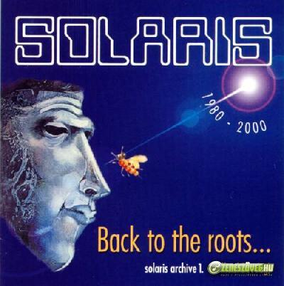 Solaris SOLARIS - az első idők (Solaris archív 1)