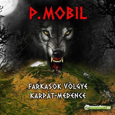 P. Mobil Farkasok Völgye Kárpát - Medence